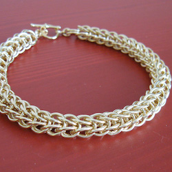 Persian Jump Ring Chain